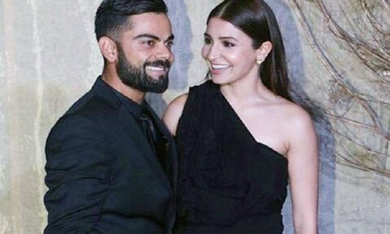Virat Kohli credits Anushka Sharma for making him more sensible