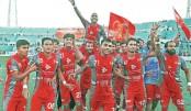 Bashundhara Kings extend winning streak