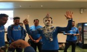 Virat Kohli turns 29, celebrates birthday with teammates
