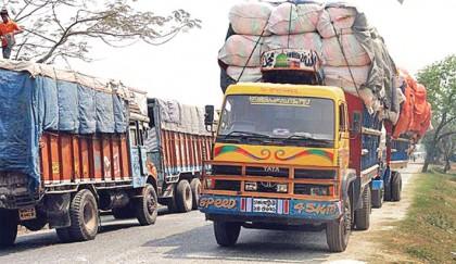 Extortion unbridled  on highways
