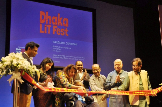 7th Dhaka Lit Fest begins November 16