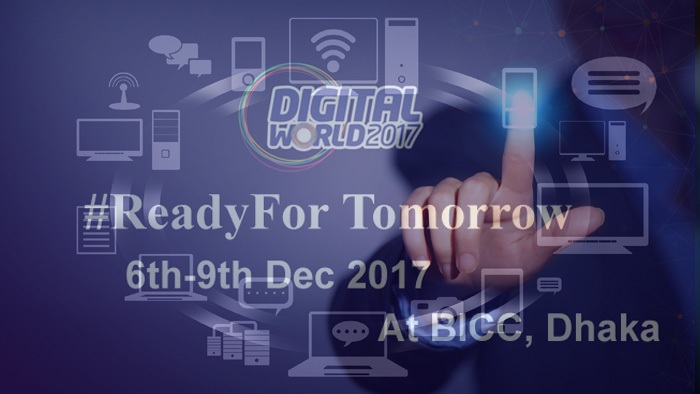 Digital World-2017 knocking on door