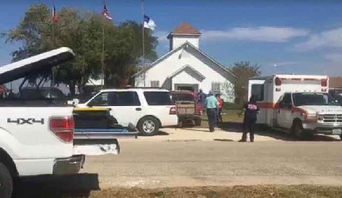 At least 20 dead in Texas church shooting: US media