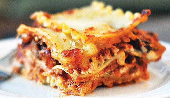 Flavoursome Lasagna