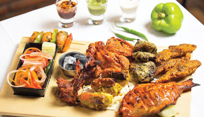 Satiate Your Taste Buds At The Great Kabab Factory