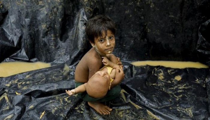 Nutrition situation for Rohingya children very worrying: IOM