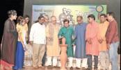 Theatre fest 'Itihaser Mohanayokera' going on at Shilpakala Academy