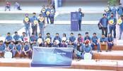 Facebook's Hack Day held in Dhaka