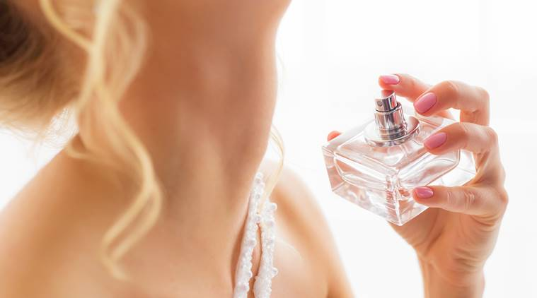 Woman uses fluids from her private parts as perfume to attract men