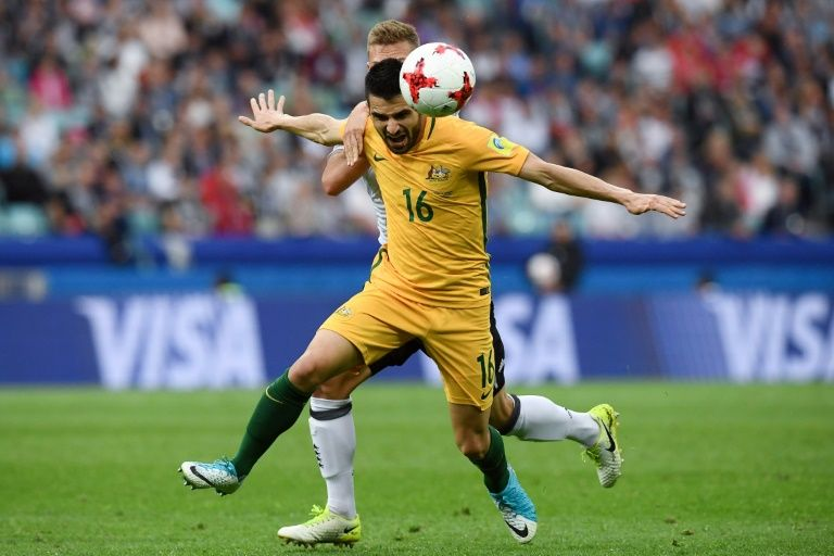 Aussies ready for hostile Honduras crowd