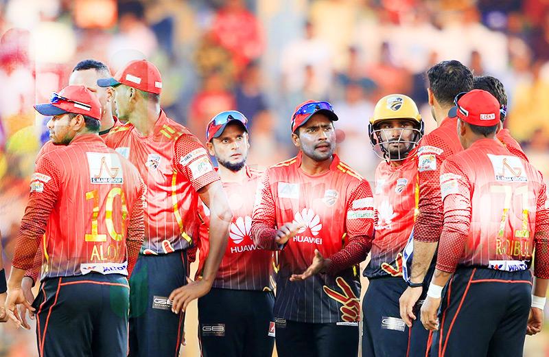 Chittagong Vikings set 144 runs target for Comilla Victorians