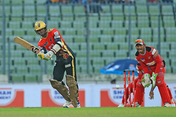 Comilla Victorians seal 8 wickets victory against Chittagong Vikings
