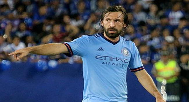 Italy legend Pirlo calls time on illustrious career