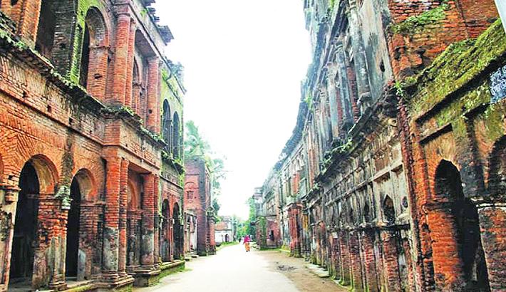 Panam Nagar - the lost city