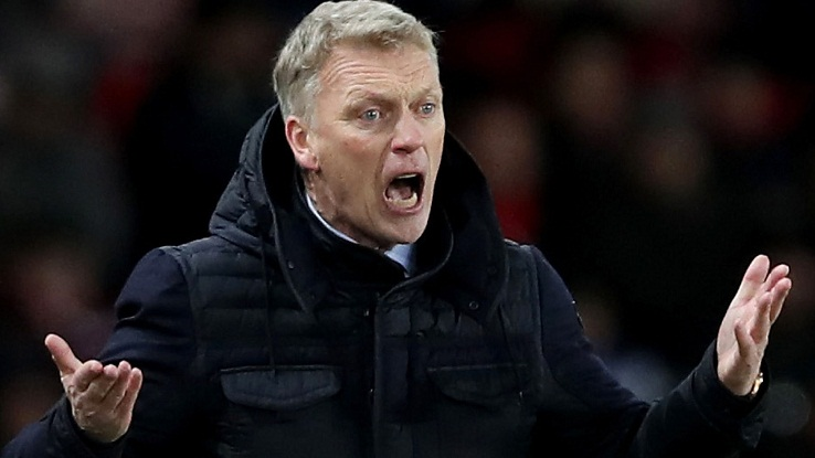 West Ham name Moyes as manager