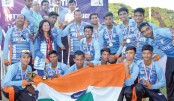 Indian school crowned champions
