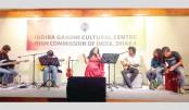 Musical evening 'Ek Nirjharer Gaan' held at Nat'l Museum