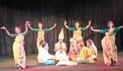 Loko Natyadal stages Sonai Madhab