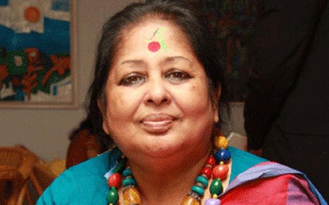 Ferdousi Priyabhashini hospitalised