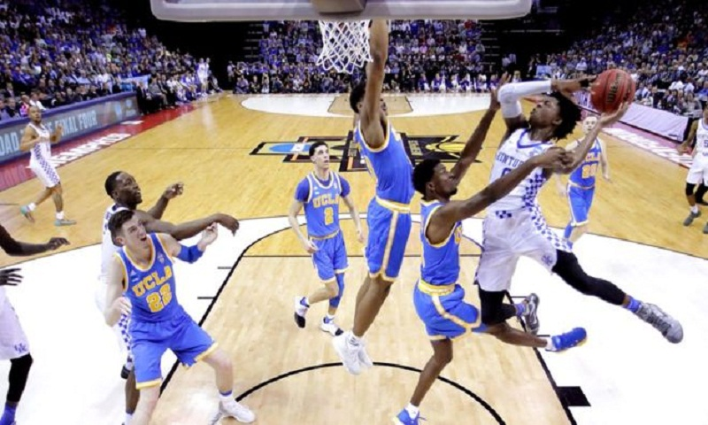 UCLA basketball players arrested in China 'for shoplifting'