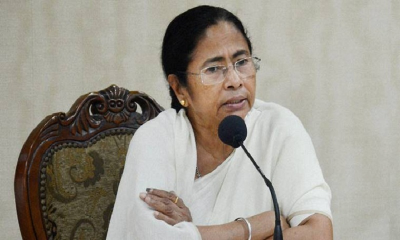 Mamata Banerjee describes demonetisation as 'DeMoDisaster'