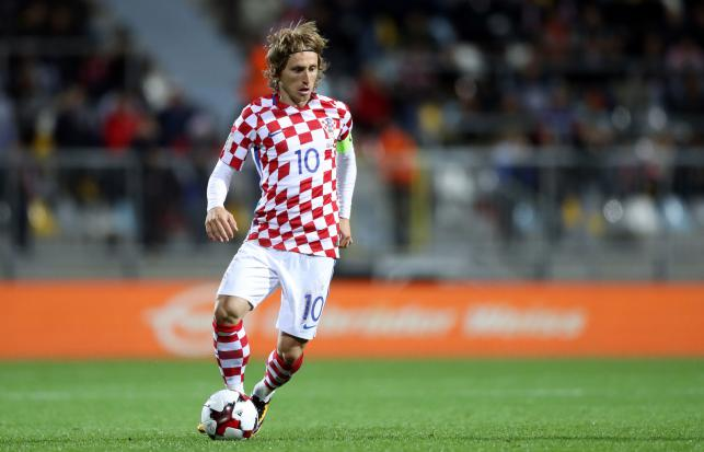 Tarnished Modric key to Croatia World Cup hopes