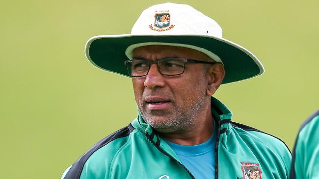 Chandika Hathurusingha resigns as Bangladesh head coach!
