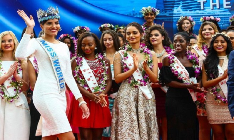 Miss World Affairs: How beauty queens got political in 2017
