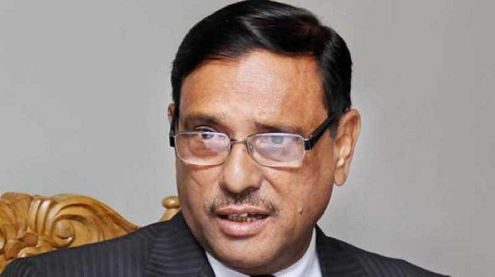 Democracy has no link with BNP's rally: Quader