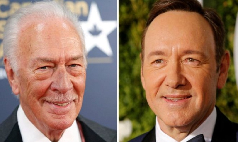Kevin Spacey: Completed film to be reshot without sex claim actor