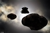 NASA seeks nickname for New Horizons flyby target