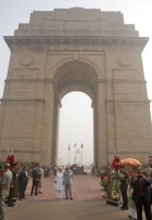British royal couple miss school visit in smog-hit New Delhi