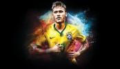 Neymar: The New  Football Sensation