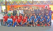 BGB-BSF friendly weightlifting starts