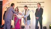 Dr Supratip gets Education Leadership Award