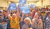 Democrats win Virginia, New Jersey polls