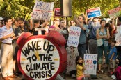 Syria to join Paris climate pact, isolating US