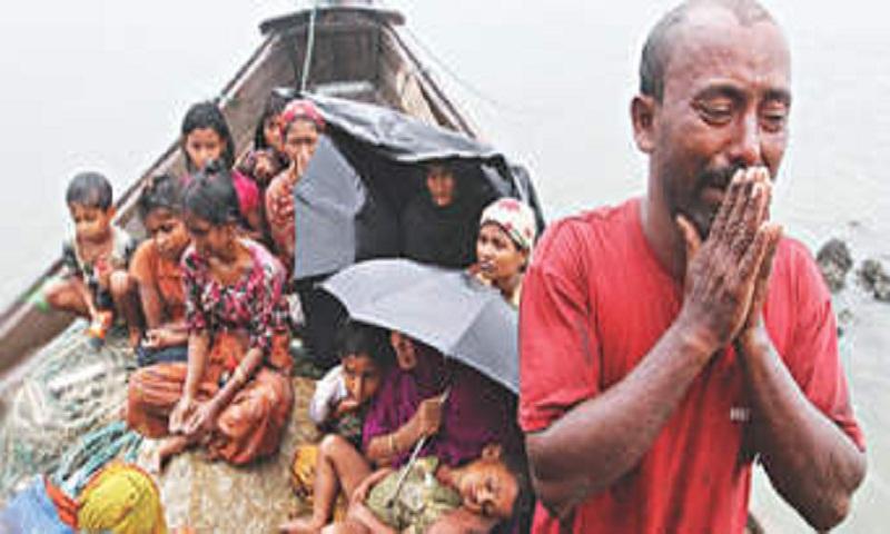 Prioritise Rohingya crisis, HRW to Apec, Asean