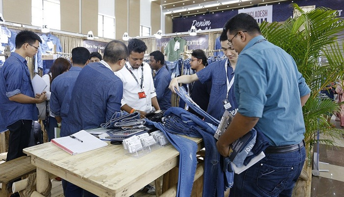 Bangladesh a hotspot for denim buyers