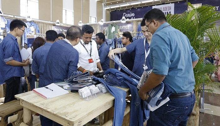 Bangladesh a hotspot for denim buyers