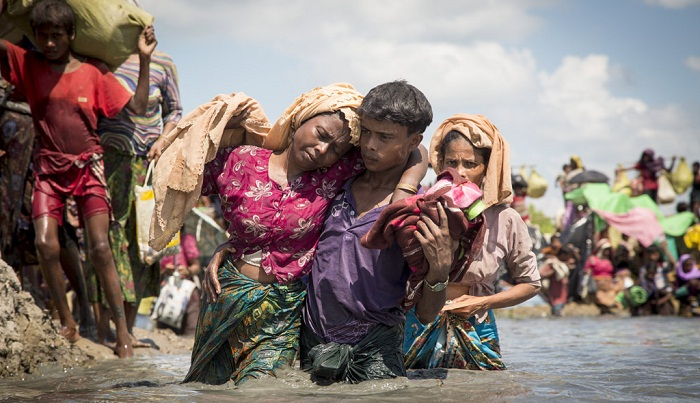 Rohingya new arrivals now 613,000