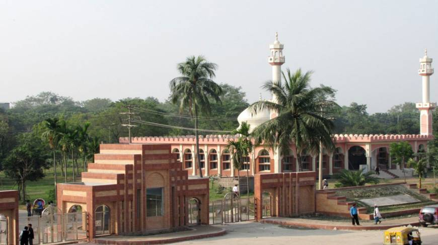 Letter threatens to blow up Jahangirnagar University registrar building
