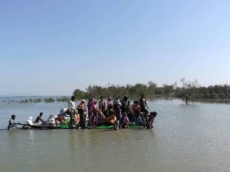 1,000 more Rohingyas enter Bangladesh