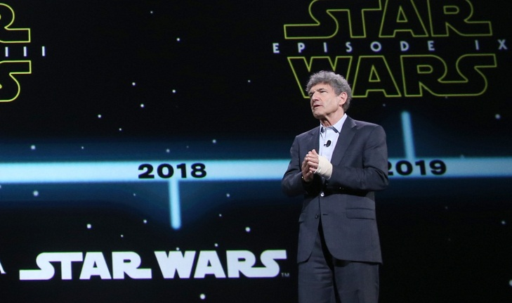 Disney plans for new Star Wars film trilogy