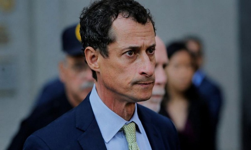 Anthony Weiner wants pen pals in prison, report says