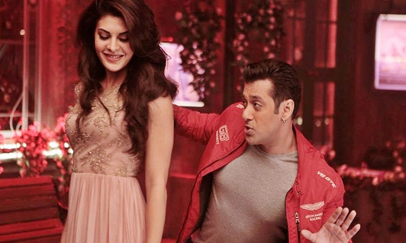Salman Khan, Jacqueline Fernandez reunite after 3 years