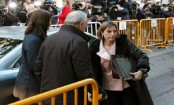 Catalan parliament speaker detained pending bail