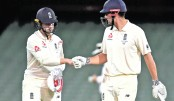 England take lead over Australia XI