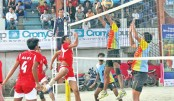 BPDB, BWDB seal easy wins in Premier Div Volleyball