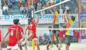 BPDB, BWDB seal easy wins in Premier Div Volleyball